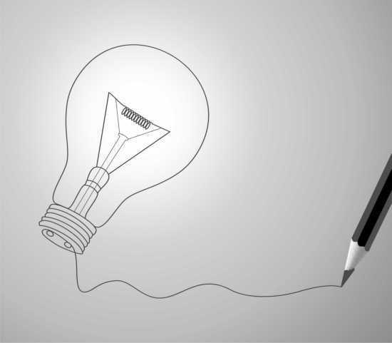 Rediserv drawing light